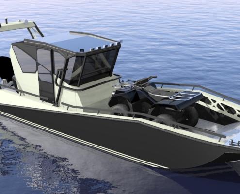 Watermate Boat LR9 Patrol
