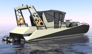 River Boat Jet