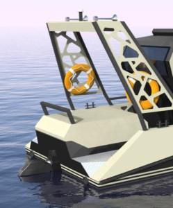 cargo boat