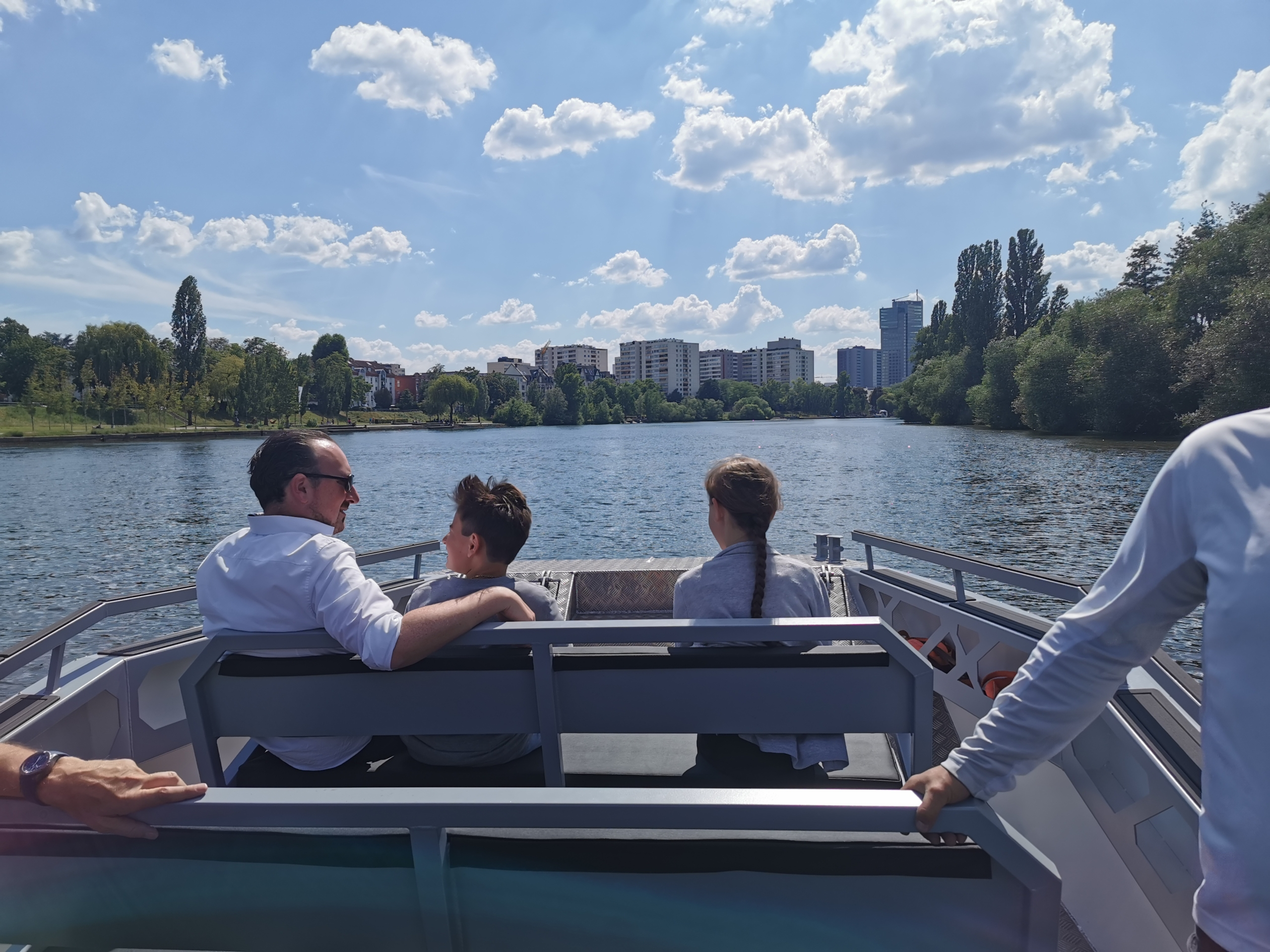 Tourboat Frankfurt