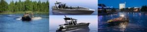 safari boats